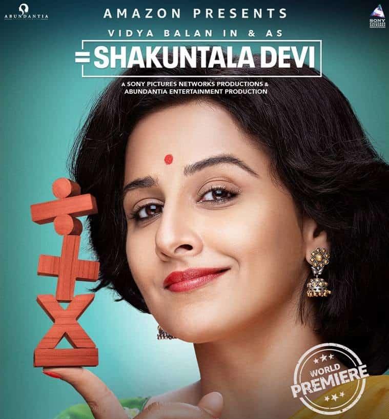 Shakuntala Devi Full Movie Download