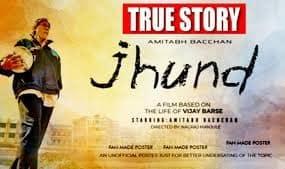 Jhund Marathi Movie Download