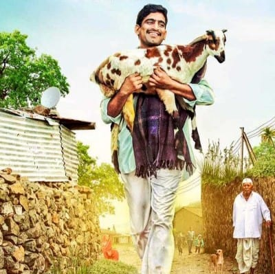 Idak The Goat Marathi Movie