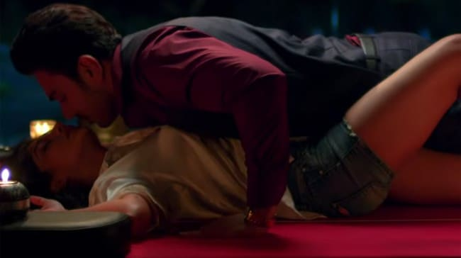 Suspense Hindi Movie
