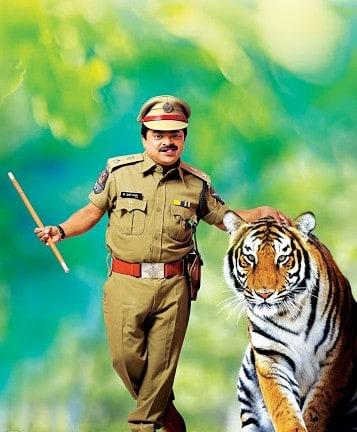 Puliraja IPS Telugu Movie