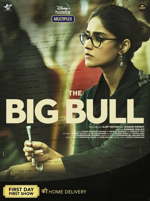 The Big Bull Movie Download