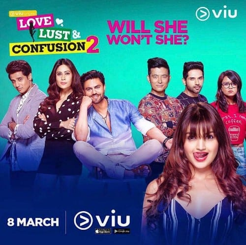 Love Lust and Confusion Web Series Download