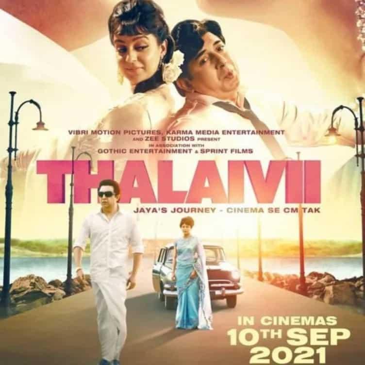 Thalaivii Tamil Movie