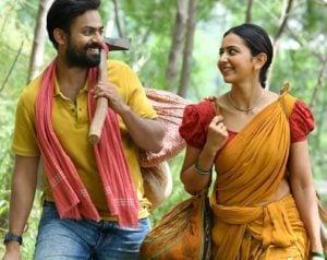 Konda Polam Telugu Movie